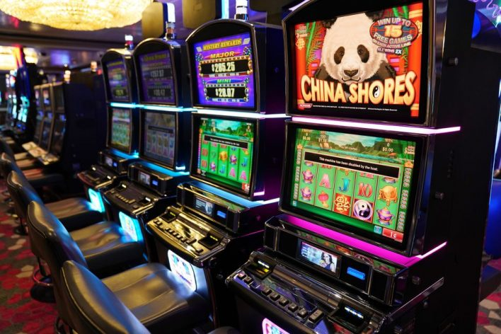 Six Methods Casino Can Make You Invincible